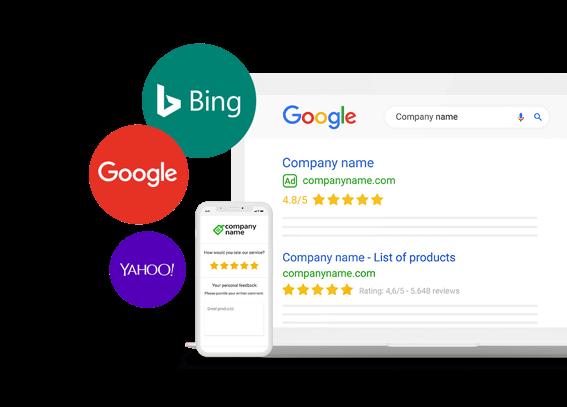 Google™ Ratings